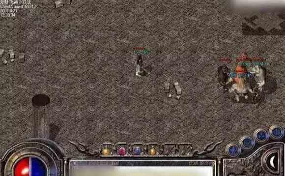 高玩教你如何玩新开的传世sf中神魔之井地图 新开的传世sf 第1张
