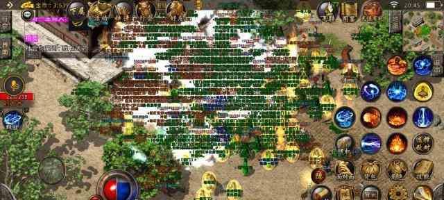 玛法传奇世界私服发布网的野史之NPC篇·幸运农夫(下) 传奇世界私服发布网 第4张