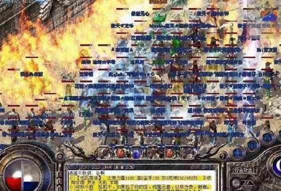 玛法新开传世发布网中野史之秘籍篇•狮子吼(下) 新开传世发布网 第5张