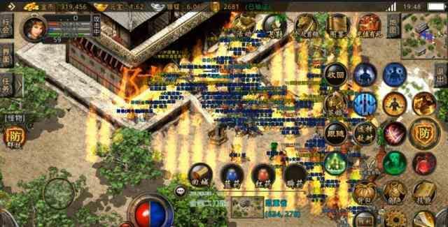 玛法复古传奇世界里野史地图篇•毒蛇谷(下) 复古传奇世界 第11张