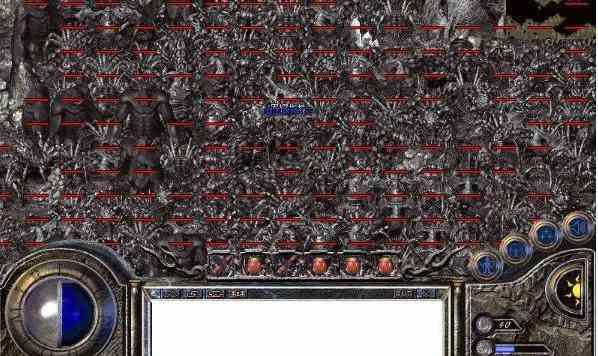 玛法复古传奇世界里野史地图篇•毒蛇谷(下) 复古传奇世界 第5张