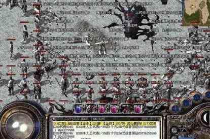 玛法复古传奇世界里野史地图篇•毒蛇谷(下) 复古传奇世界 第4张
