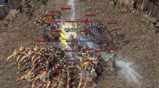 江湖传奇世界下载里儿女打擂台(一) 传奇世界下载 第10张