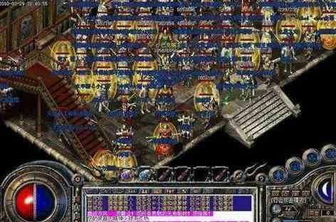 传奇世界的战士攻击不高为什么还有人喜欢玩 传奇世界 第1张